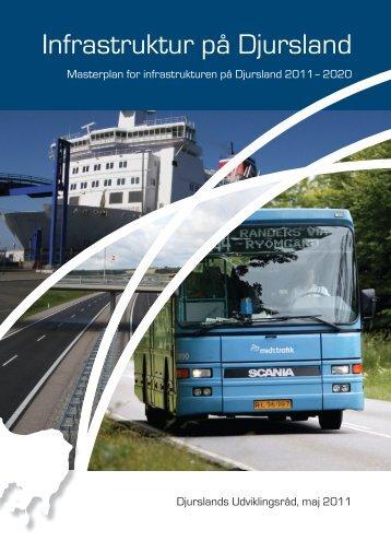 Masterplan for infrastrukturen på Djursland - Norddjurs Kommune