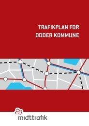 TRAFIKPLAN FOR OddER KOMMUNE - Midttrafik