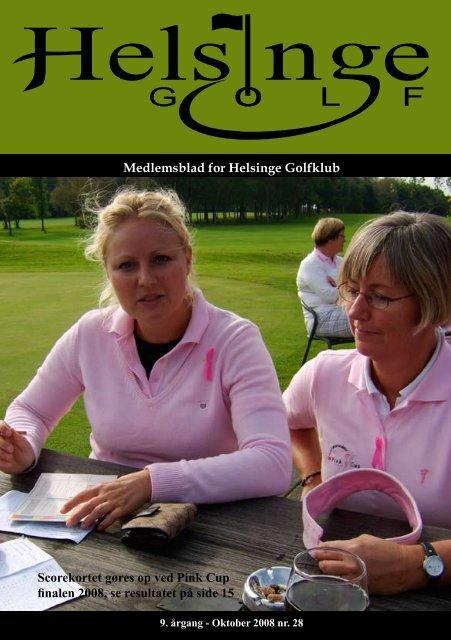 Sommerstemning ved golfbanen - Velkommen til Ree Golfklub