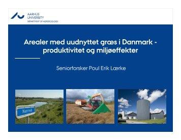 Arealer med uudnyttet græs i Danmark - Arealer med uudnyttet græs ...
