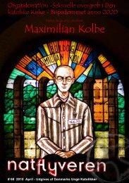 Maximilian Kolbe - Danmarks Unge Katolikker