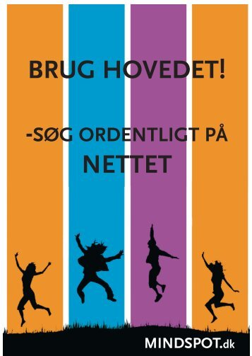 BRUG HOVEDET! NETTET - Mindspot