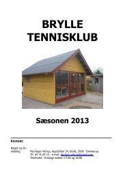 Hent Brochuren for 2013 her. - Brylle Boldklub