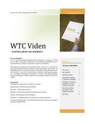 Nr. 1. februar 2011 - WTC advokaterne