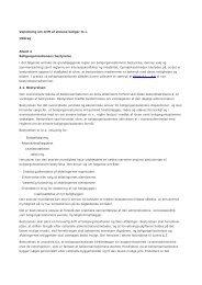Vejledning om drift af almene boliger m.v. Uddrag Afsnit 4 ...