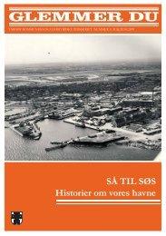SÅ TIL SØS Historier om vores havne