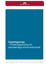Sygedagpenge - Esbjerg Kommune