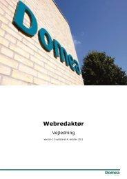 Det digitale bestyrelsesrum - Domea