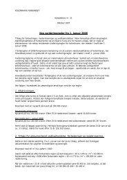 Vurderingsregler pr. 1. januar 2008