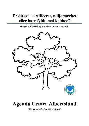 Er dit træ certificeret, miljømærket eller bare fyldt med kobber?