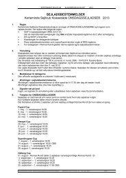 ks-open 96 invit & sejladsbestemmelser - Kerteminde Sejlklub