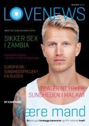 Lovenews - Sex og Sundhed