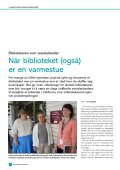 Bibliotekaren som sosial- arbeider - Bibliotekarforbundet - Page 6