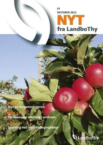 Oktober 2012 - LandboThy