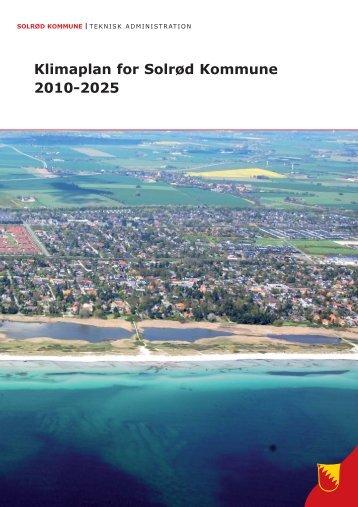 Klimaplan - Solrød Kommune