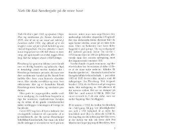 Niels Ole Kiil: Sønderjyde på de store have, s. 7-38