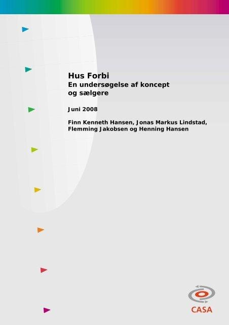Hus Forbi - Center for Alternativ Samfundsanalyse