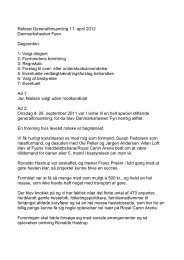 Referat Generalforsamling 11. april 2012 Danmarkshesten Fyen ...