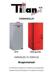 Brugermanual - Titan Heating