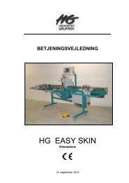 HG EASY SKIN - Hedensted Gruppen