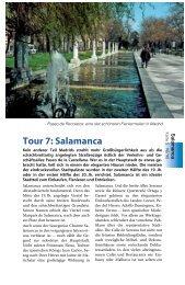 Tour 7: Salamanca