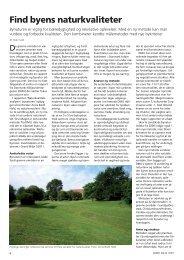 Se artiklen (pdf) - Natur og landbrug