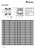 Profil S022 - M-seals A/S - Page 5