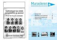 Marsejleren - my-design.dk