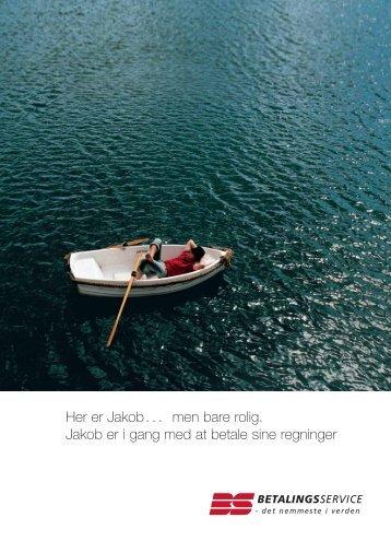 Her er Jakob. . . men bare rolig. Jakob er i gang med ... - Talkactive.net