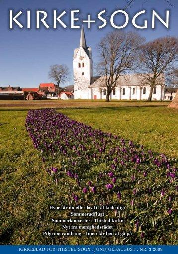 UDFLUGT - ONSDAGSSAMMENKOMST - Thisted Kirke