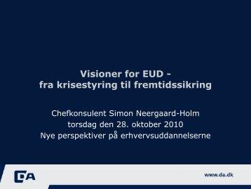 Simon Neergaard-Holm - Forsker-praktiker