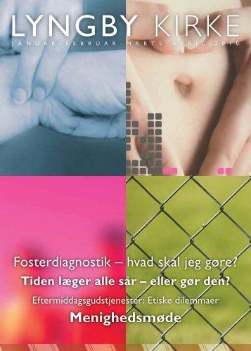 Lyngby kirkeblad jan - apr 2010