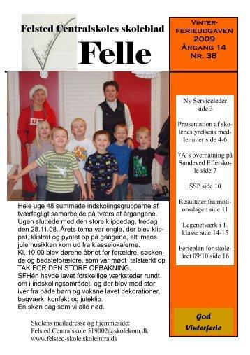 Felsted Centralskoles skoleblad
