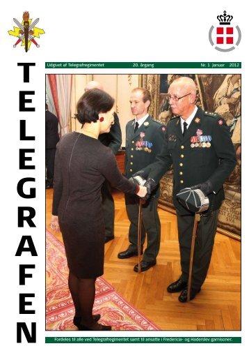 Telegrafen 1. udgave 2012