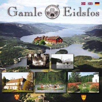 Eidsfoss Brosjyre 2008