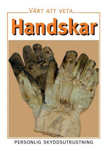 Handskar - Byggnads