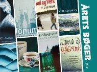 Årets Bøger 2012 - Silkeborg Bibliotekerne
