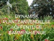 anlæg - Danske Planteskoler