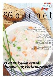 Hva er typisk norsk Januar- og Ferbruarmat? - Servicegrossistene AS