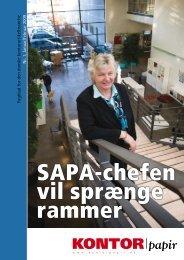 Fagblad for den danske kontorartikelbranche - Kontorpapir