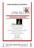 Kulturbutikkens Julefrokost - Kulturbutikken et værested - Page 5