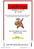 Kulturbutikkens Julefrokost - Kulturbutikken et værested - Page 7