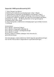 Dagsorden YNNN generalforsamling 2013: 1 ... - Yngre neurologer