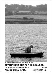 Efterretninger nr. 80, september 2001 - Jensine af Haderslev
