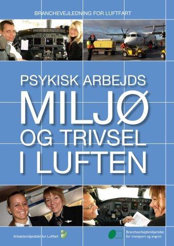 PSYKISK ARBEJDS - BAR transport og engros
