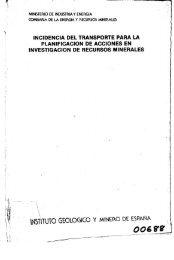 Documento Asociado 1 (PDF) - Instituto Geológico y Minero de ...