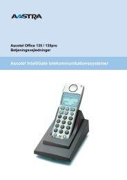 Aastra Office 135-135pro - Eiland TeleData