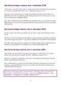 Advent Refleksioner 2009 - Sankt Laurentii Kirke - Page 4