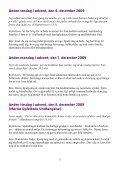 Advent Refleksioner 2009 - Sankt Laurentii Kirke - Page 5