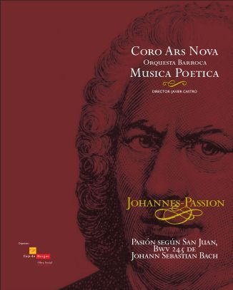 Programa - Pasión según San Juan - Coro Ars Nova